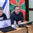 Дети познакомились с двумя поколениями Защитников Отечества