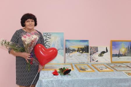 Надежда Генералова представила свои картины