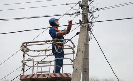 Энергетики Татарстана устранили аварийные отключения электроэнергии