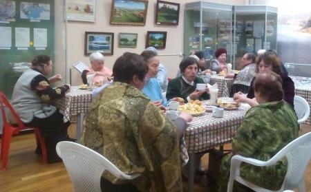 В музей за чайной церемонией