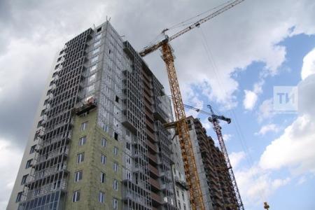 В микрорайоне Яшьлек Набережных Челнов возобновилось строительство жилого дома ЗАО «Фон»