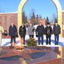 Почтили память земляков – защитников Отечества