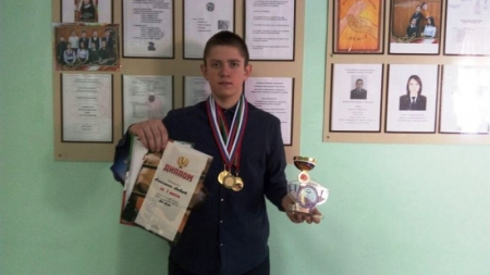 Лаишевский боксер стал чемпионом Поволжья