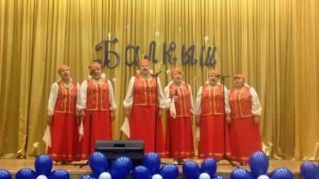 В сокуровском доме культуры проходит республиканский фестиваль «Балкыш»
