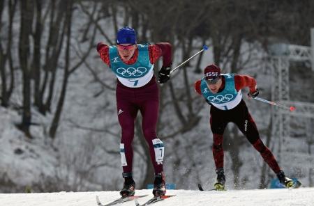 Олимпиада-2018. Российские лыжники завоевали сразу две медали