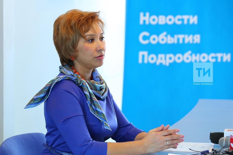 Интервью с Эльмирой Зариповой