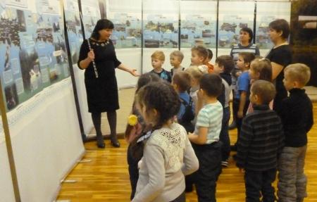 Дошкольникам — о реках Татарстана
