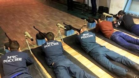 Самые меткие стрелки республики учатся в Столбищенской школе