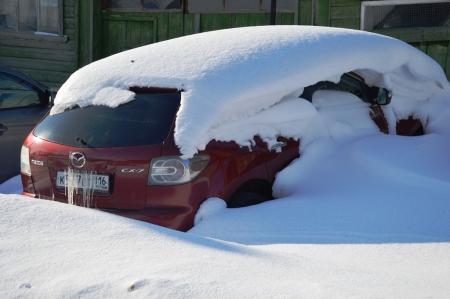 Мороз в Лаишеве усилится до -30 градусов