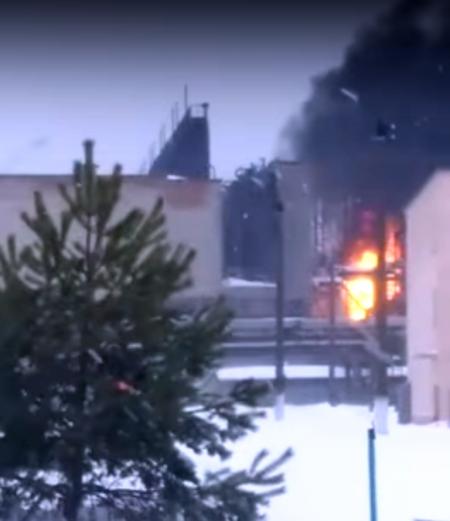 Вреда для окружающей среды после пожара на заводе «Казаньоргсинтез» нет