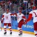 Олимпиада-2018. Российские хоккеисты вышли в финал