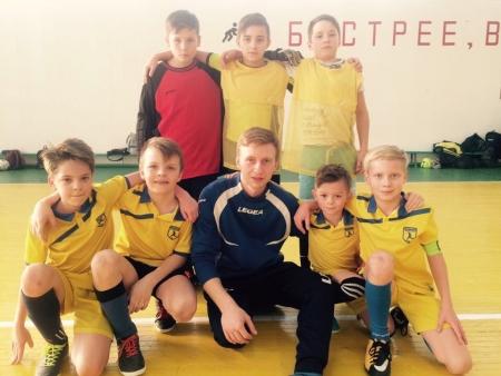 Футболисты Песчаных Ковалей показали, как надо играть в футбол