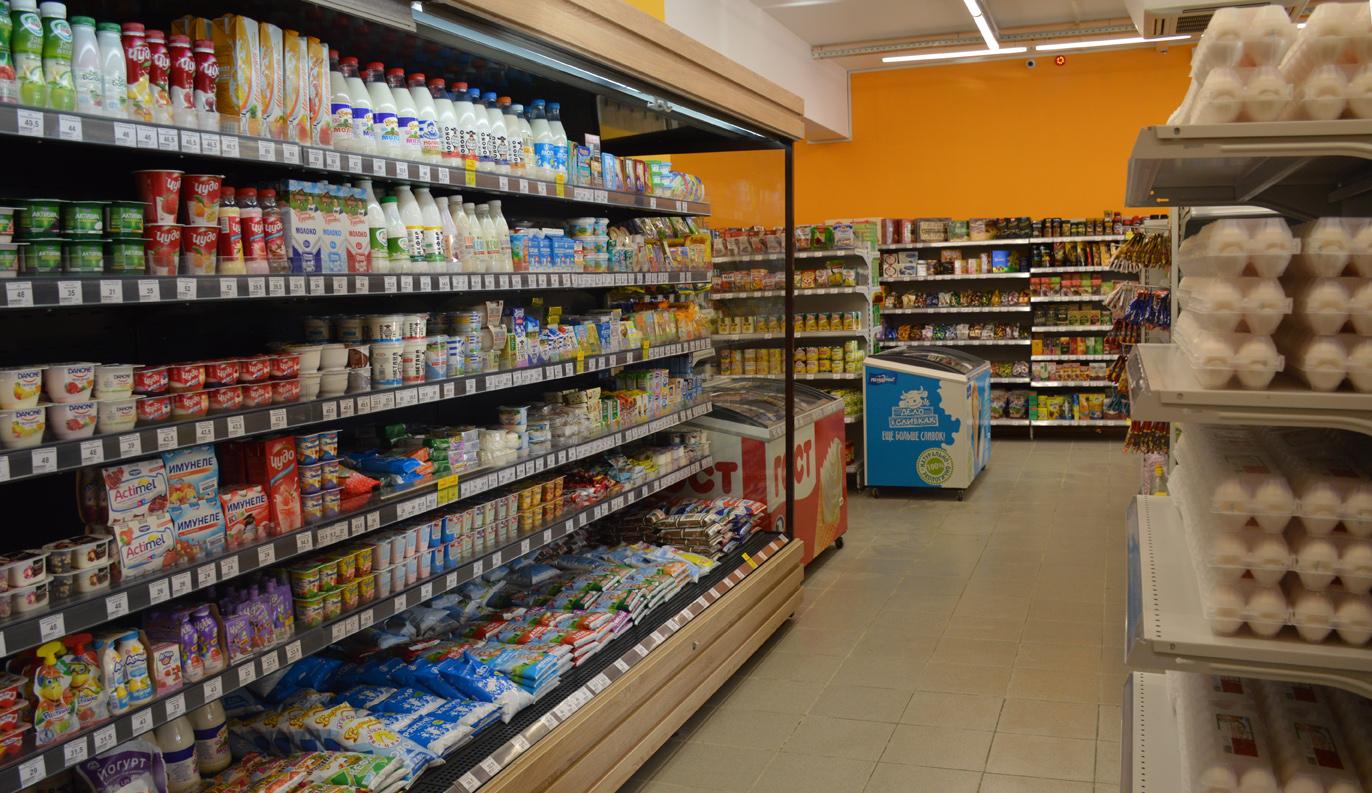 В Габишево открылся новый супермаркет
