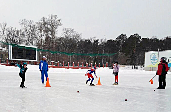 «Лед надежды нашей»: лаишевские конькобежцы снова радуют победами