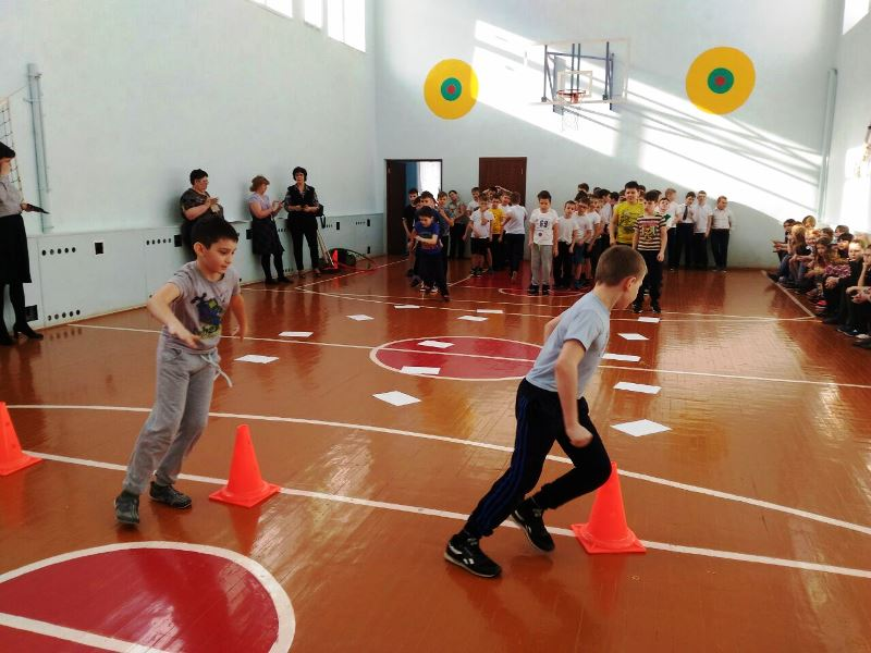 Как День Защитника Отечества отметили в Лаишевской гимназии