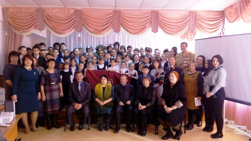 В Лаишевском районе встретились ученики школ Казани и Атабаево