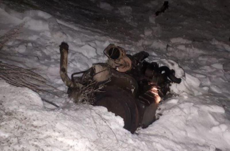 Два человека пострадали в серьезной аварии