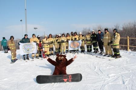 МЧС России – за здоровый образ жизни