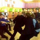 Юные защитники Отечества состязались в рыцарском турнире