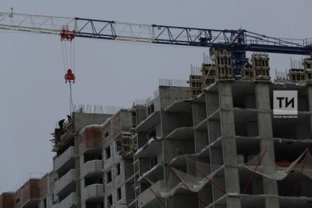 В Казани возобновилось строительство проблемного дома ООО «Свей» в ЖК «Золотая середина»