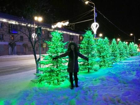 ФОТО на конкурс «Зимнее настроение». Участник – Алсу Гайнетдинова