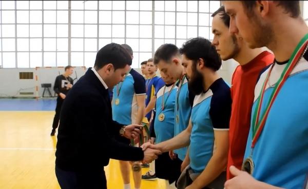Открытый традиционный турнир по мини-футболу на кубок ТД