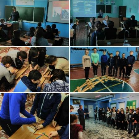 В Кирбинской и Атабаевской школах провели квест, посвященный Сталинградской битве