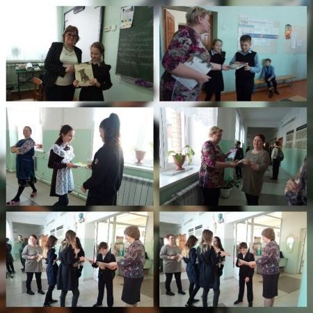 Акция «Подари книгу» шагает по Лаишевскому району