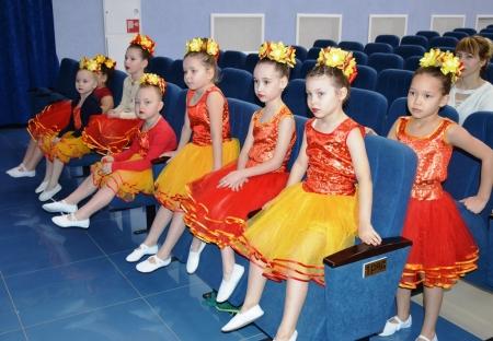 Танцевальное жюри оценило лаишевских малышей