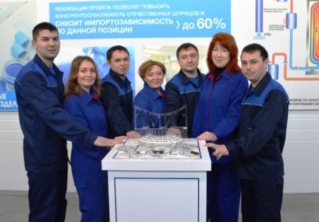 Аналогов новому Лаишевскому заводу в России нет
