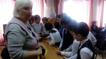 Лаишевский район посетила олимпийская чемпионка