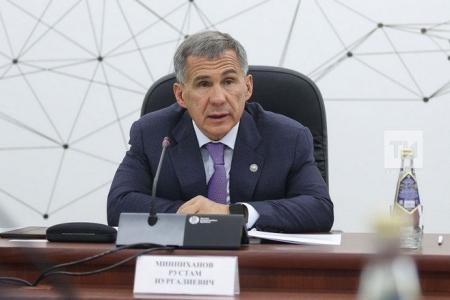 Президент Татарстана поручил принять все необходимые меры после отравления детей в Арском районе