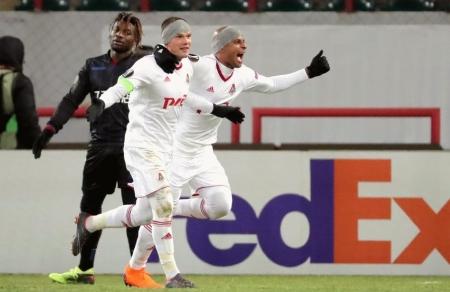Футбол. Три российских клуба продолжат выступление в Лиге Европы