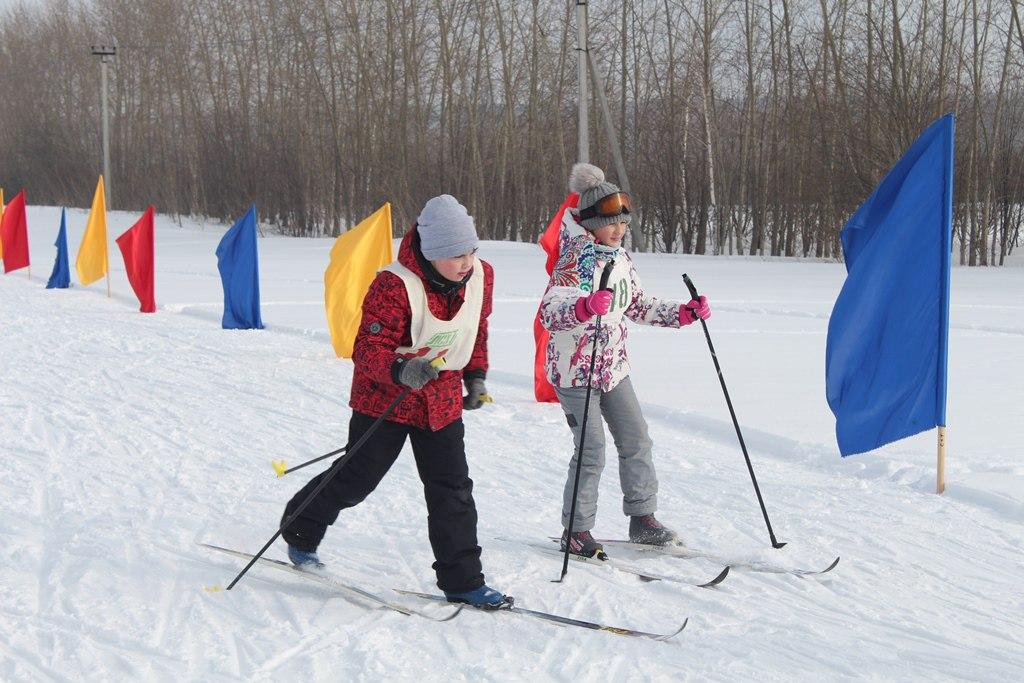 Лыжня России-2018. Забеги, лыжники, дети и уха. ФОТОГАЛЕРЕЯ