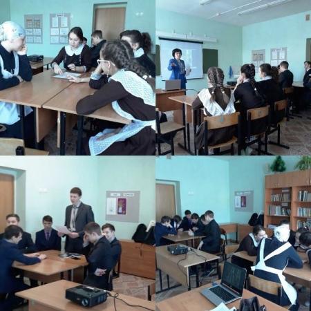 В Лаишевском районе прошел «круглый стол», посвященный творчеству Толстого
