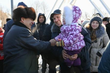 Рустам Минниханов оценил обновления в Заинске