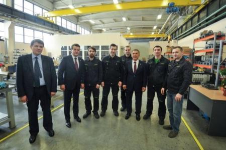 Президент Татарстана высоко оценил вклад «Вакууммаша» в обороноспособность страны