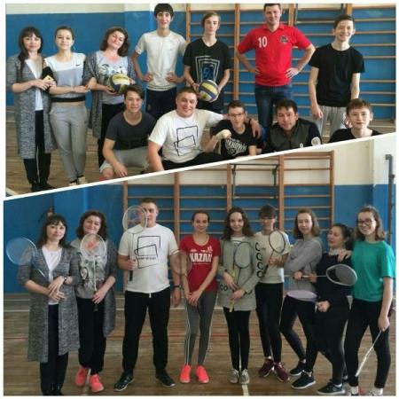 В Лаишевском районе учителя соревновались с учениками