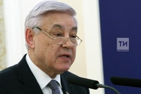 Фарид Мухаметшин проголосовал на выборах Президента России
