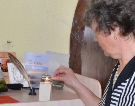 Районный фестиваль поэтов прошел в Лаишевской библиотеке