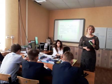 Воспитанников Лаишевского детского дома учили финансовой грамотности