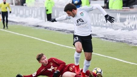 Футбол. «Рубин» одержал долгожданную победу в Чемпионате России