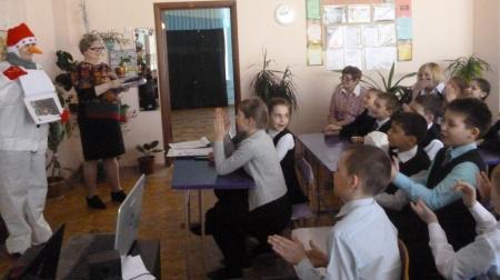 Куда совершили путешествие ученики школы пос. с/за им. 25 Октября