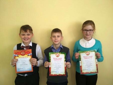 Среди победителей «Интеллектуального марафона» — ученики Габишевской школы