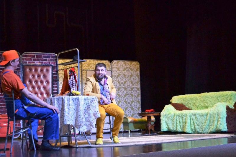 Буинские артисты выступили в Лаишевском доме культуры