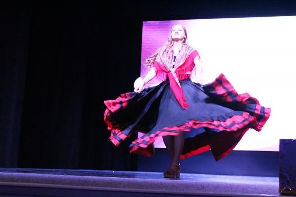 Видеоматериалы с конкурс «Мисс Лаишево-2018». Часть 2