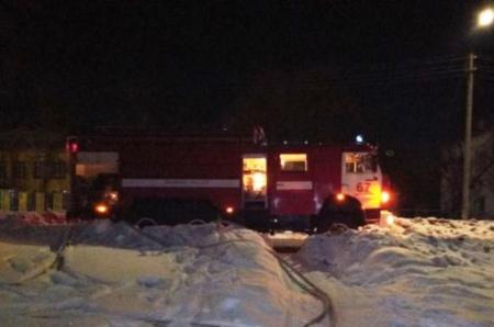 Ночной пожар унес жизни трех человек