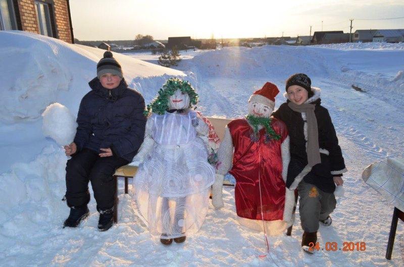 В Татарских Саралах отпраздновали Науруз
