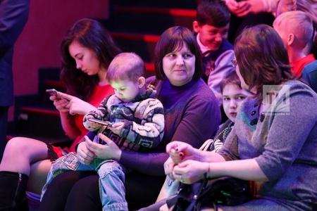 Многодетные мамы из Татарстана: Казанский цирк трудно узнать после ремонта