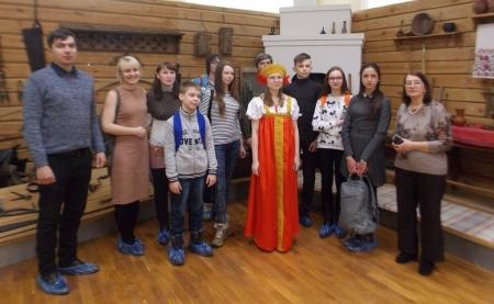 Зеленодольские поэты побывали в музее Лаишевского края